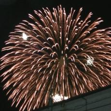 第58回須崎まつり海上花火大会