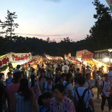 【シーサイドギャラリー2016夏】が黒潮町入野の浜で開催されました。