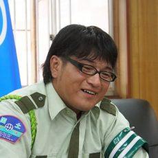 吉本 恵一(38歳)<br />警備士-経験1年6ヶ月