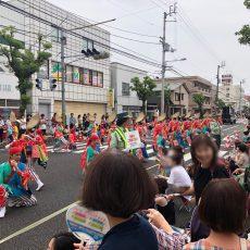 【第14回 しまんと市民祭 なかむら踊り、東京ディズニーリゾートスペシャルパレード】が開催されました。
