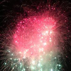 第15回 しまんと市民祭 納涼花火大会 8月31日(土)