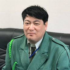 橋田俊幸(須崎営業所)<br />勤続年数-11年7ヶ月