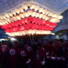 【第2部】第15回 しまんと市民祭〜なかむら踊り・提灯台パレード開催