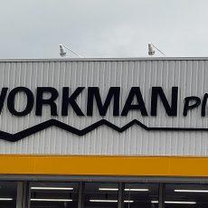 WORKMANplus四万十店様新規オープン